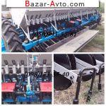 автобазар украины - Продажа  Трактор МТЗ Сеялка СЗ-5,4, б.у, после капр