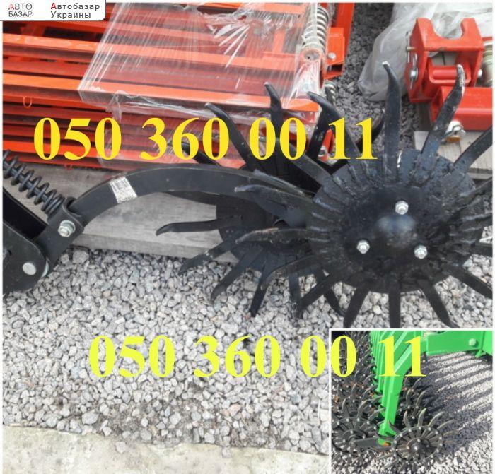 автобазар украины - Продажа    Борона мотыга БМР, 6 метров