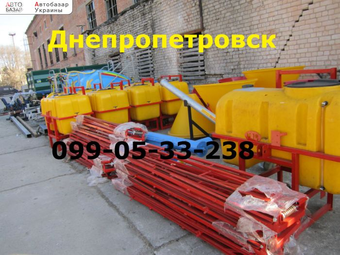 автобазар украины - Продажа 2018 г.в.  Трактор МТЗ Опрыскиватель ОП 600,800,2000,