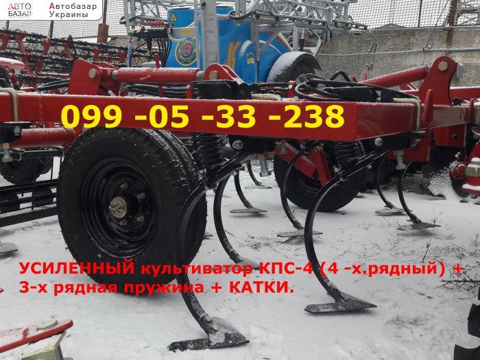автобазар украины - Продажа 2018 г.в.  Трактор МТЗ Культиватор прицепной с пружин