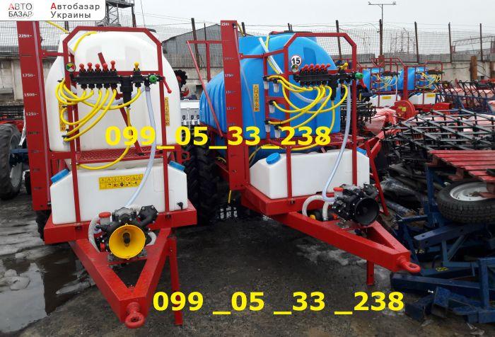 автобазар украины - Продажа 2018 г.в.  Трактор МТЗ ОП-2000 или 2500/18м+трипозиці