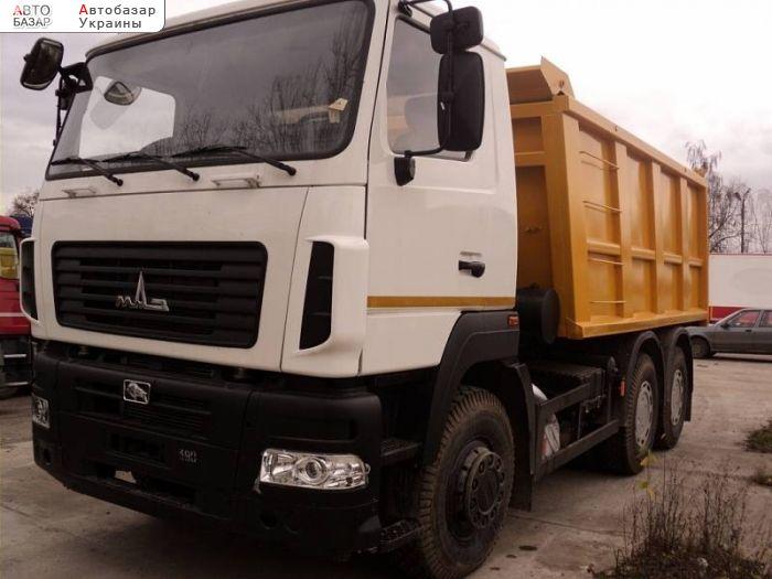 автобазар украины - Продажа 2018 г.в.  МАЗ 6501 С5-584-000