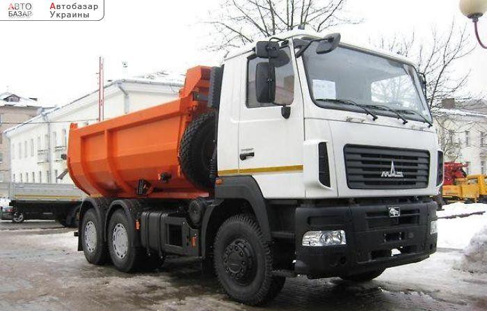 автобазар украины - Продажа 2018 г.в.  МАЗ 6501 С5-580-000