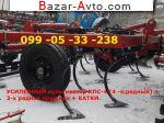 2018 Трактор МТЗ Культиватор прицепной с пружин