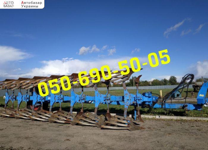 автобазар украины - Продажа    плуг Lemken Vari Diamant 6+1
