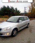 автобазар украины - Продажа 2010 г.в.  Skoda Fabia COMBI