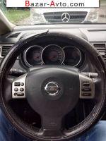 автобазар украины - Продажа 2008 г.в.  Nissan Tiida