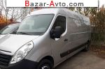 2013 OPEL Movano L3H2  автобазар