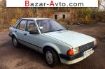 автобазар украины - Продажа 1987 г.в.  Ford Escort