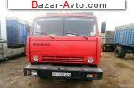 автобазар украины - Продажа 1988 г.в.  КАМАЗ 5511