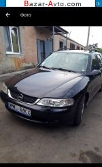 2000 Opel Vectra   автобазар