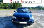 2003 Toyota Highlander limited  автобазар