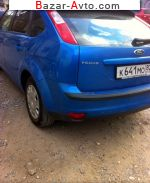 2007 Ford Focus   автобазар
