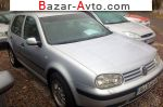 2003 Volkswagen Golf 4  автобазар