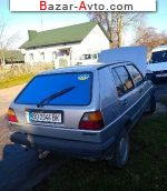 Volkswagen Golf  1984, 38900 грн.
