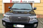 Toyota Land Cruiser 200 2014, 1777600 грн.