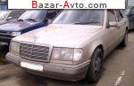 1990 Mercedes E