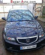 автобазар украины - Продажа 2005 г.в.  Honda Accord TYPE S