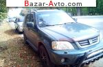 автобазар украины - Продажа 2002 г.в.  Honda CR-V