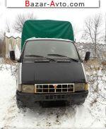автобазар украины - Продажа 1999 г.в.  Газ Газель 3302