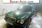 автобазар украины - Продажа 1997 г.в.  Mercedes HSE W210