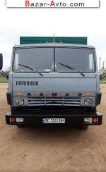 автобазар украины - Продажа 1991 г.в.  КАМАЗ 55111