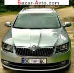 автобазар украины - Продажа 2014 г.в.  Skoda Superb