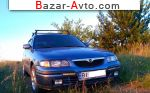 автобазар украины - Продажа 1998 г.в.  Mazda 626