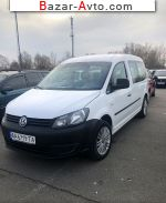 Volkswagen Caddy  2012, 246200 грн.