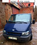 2002 Ford Transit   автобазар