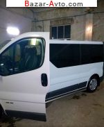 2004 Renault Trafic   автобазар