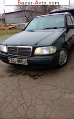 1994 Mercedes Exclusive 220  автобазар