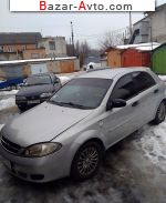 2006 Chevrolet Lacetti   автобазар