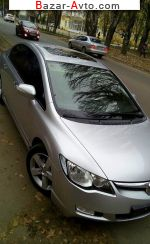 Honda Civic  2007, 236200 грн.