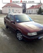 1990 Opel Vectra A  автобазар
