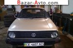 1989 Volkswagen Golf   автобазар