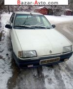1991 Renault 19 Chamade  автобазар