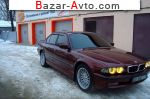 1999 BMW 7 Series   автобазар