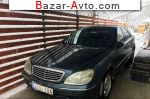 2001 Mercedes  320  автобазар