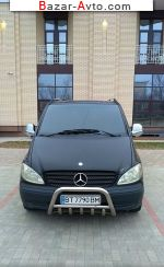 2004 Mercedes Vito EXTRA-LONG  автобазар