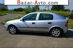 2002 Opel Astra G  автобазар