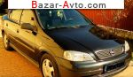 2007 Opel Astra G  автобазар