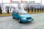 1995 Mitsubishi Space Runner   автобазар