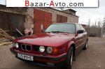 автобазар украины - Продажа 1992 г.в.  BMW 5 Series 525d
