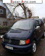 автобазар украины - Продажа 2000 г.в.  Mercedes Vito