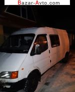 1996 Ford Transit   автобазар