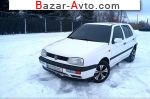 1993 Volkswagen Golf   автобазар