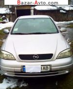 1999 Opel Astra   автобазар
