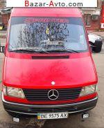 автобазар украины - Продажа 1999 г.в.  Mercedes Sprinter