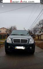 автобазар украины - Продажа 2007 г.в.  SsangYong E
